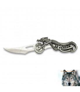 Couteau Dragon Moto Biker