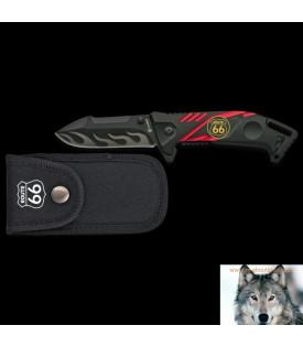 Couteau Tactique Route 66