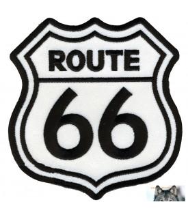 patch écusson route 66 biker
