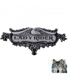 Pin's Aigle Femme Lady Rider