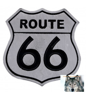 Pin's Biker Route 66 Us