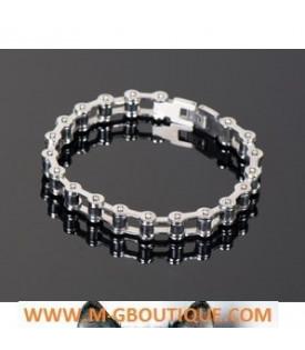 Bracelet Chaine Moto Biker