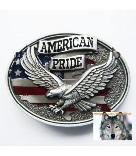 Boucle De Ceinture US Aigle American Pride