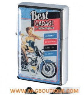 Briquet Essence Tempete Best Garage