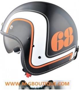 Casque Biker Retro 68