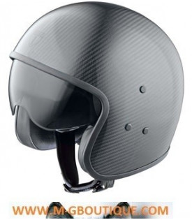 Casque Carbone Jet Biker