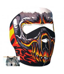 Masque Moto Néoprène