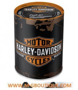Tirelire Harley Davidson