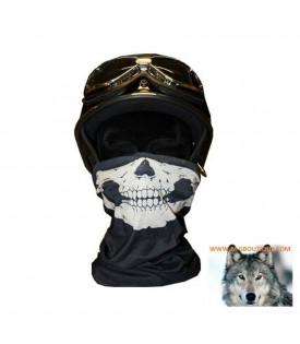 Foulard Tube Skull