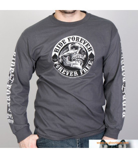T-shirt polo sweat Ride forever