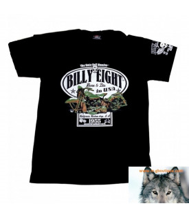 T-Shirt Billy Eight Militaire Custom