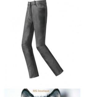 Pantalon Cuir Femme Rider II