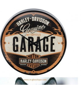 Horloge murale Harley Davidson *Garage*