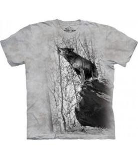 Tee-Shirt Loup Symmetry