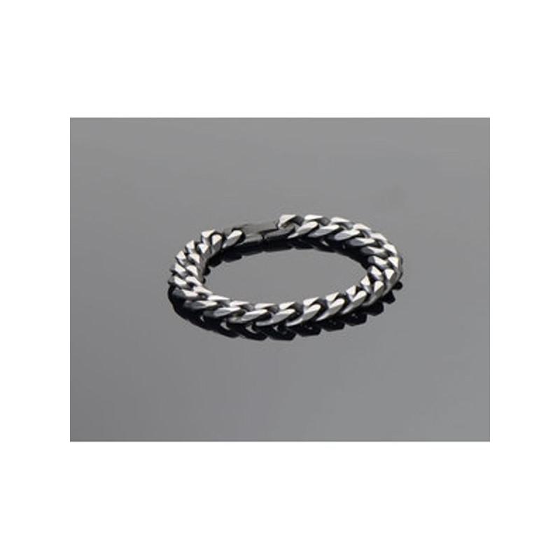 Bracelet Acier Bicouleurs