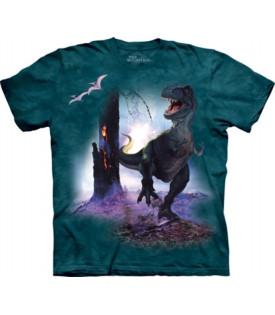 Tee-Shirt Dinosaure Enfant