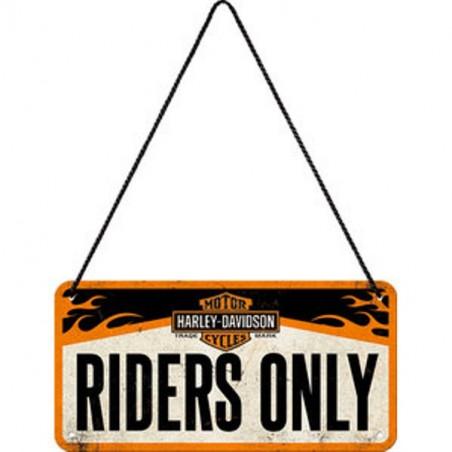 Harley Davidson Hanging Signe Riders