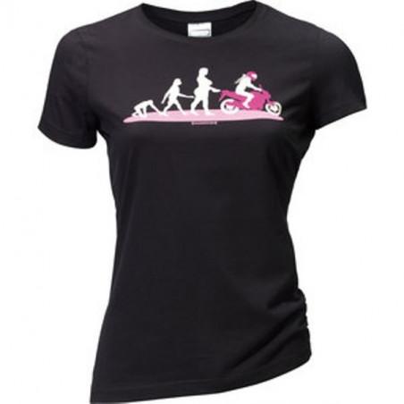 T-shirt Femme Evolution