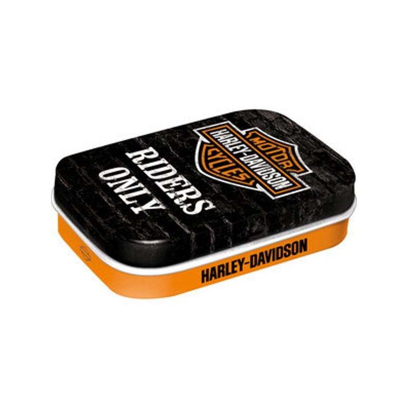 Pilulier Harley Davidson