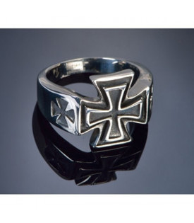 Bague Iron Cross