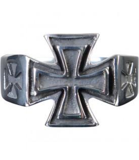 Bague Iron Cross