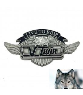Pin's Aigle Vtwin Moto Cutom