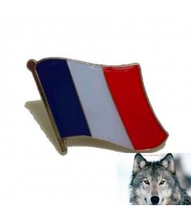 Pin's Drapeau Francais