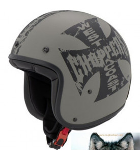 Casque Jet West Coast Choppers