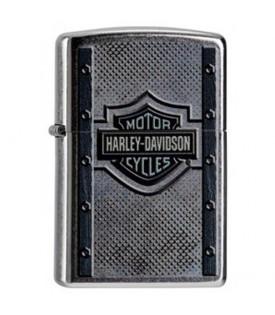 Harley Davidson Zippo.