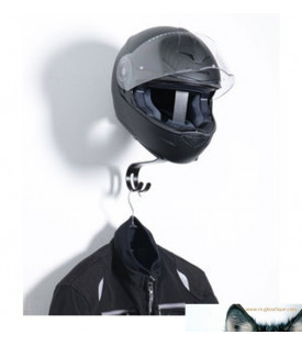 Support Casque Motard Support Blouson.