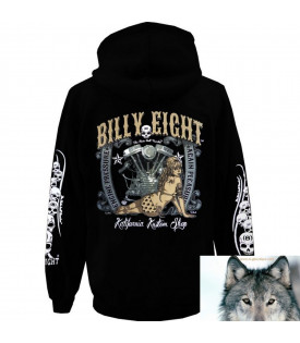 Veste Capuche Sweat Billy 8 Engine Pressure