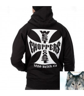 Veste Capuche West Coast Choppers Original