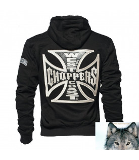 Veste Capuche West Coast Choppers