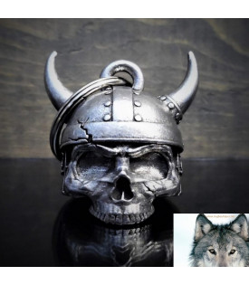 Clochette Porte-Bonheur Viking