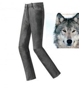 Pantalon Cuir Rider II