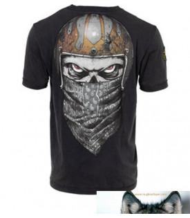 T-shirt Crane Foulard Biker