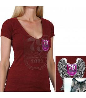 T-shirt Femme Sturgis 2019
