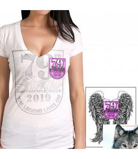 T-SHIRT STURGIS FEMME 2019