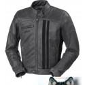 Blouson Cuir Homme Veste Moto