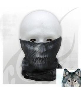 Masque Foulard Multifonctions Bouche Torturée