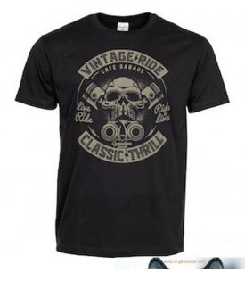 T-shirt Biker Classic Thrill