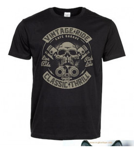 T-shirt Biker Classic Thrill