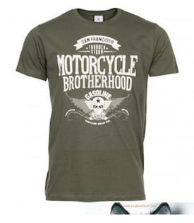T-shirt Motorcycle San Francisco