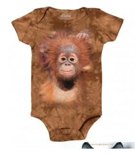 BODY Bébé Orangoutan