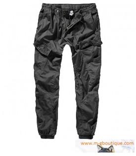 Pantalon Vintage Noir