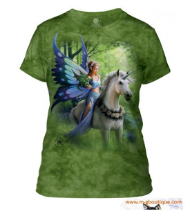T-SHIRT FEMME Le Royaume D'enchantement