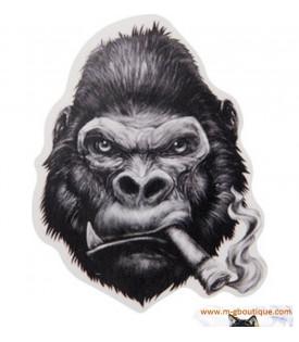 Autocollant Gorille