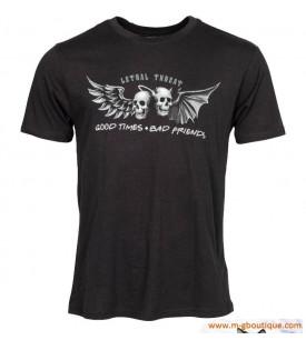 T-shirt Squelettes Good Times