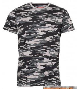 T-shirt Camouflage Biker