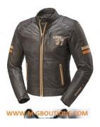 Vente blousons cuir bikers